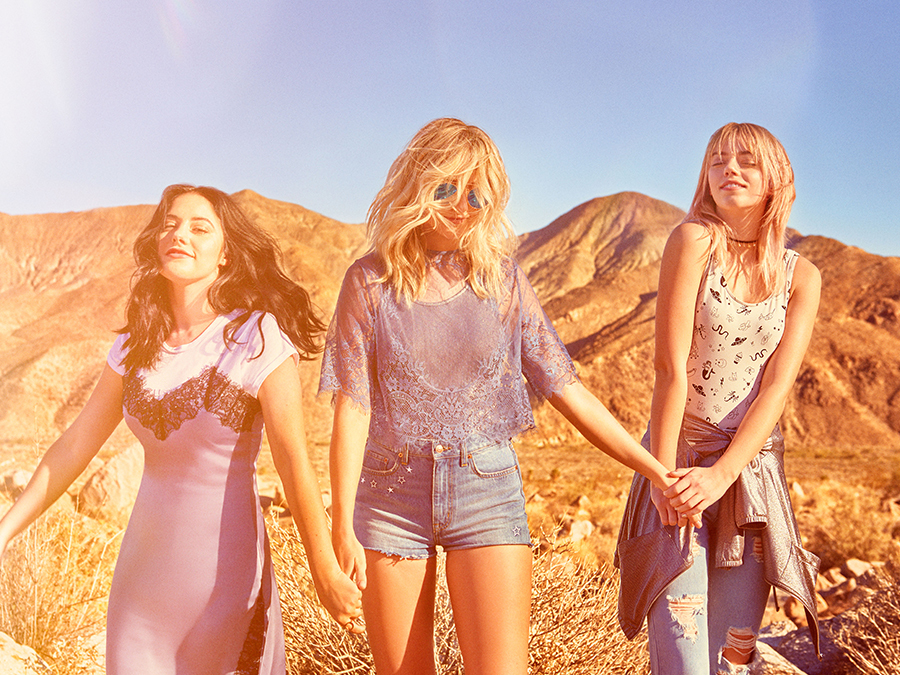 Festival-Goers, You Need H&M's New Coachella Line Before You Hit The Desert