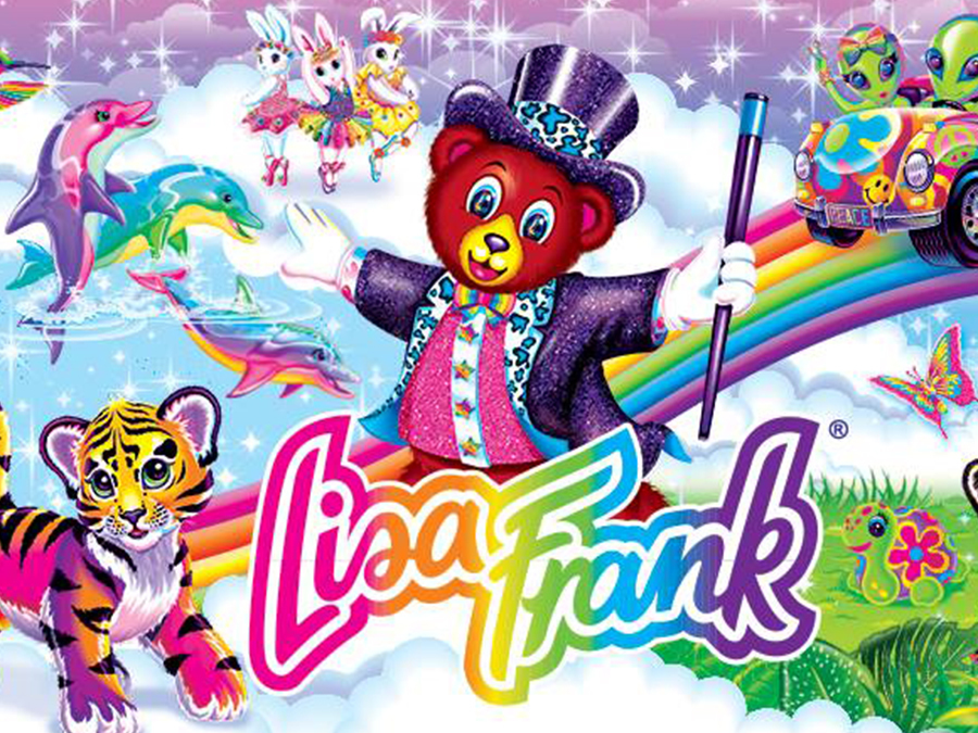 '90s Kids, Rejoice! There's Going To Be A Lisa Frank Movie