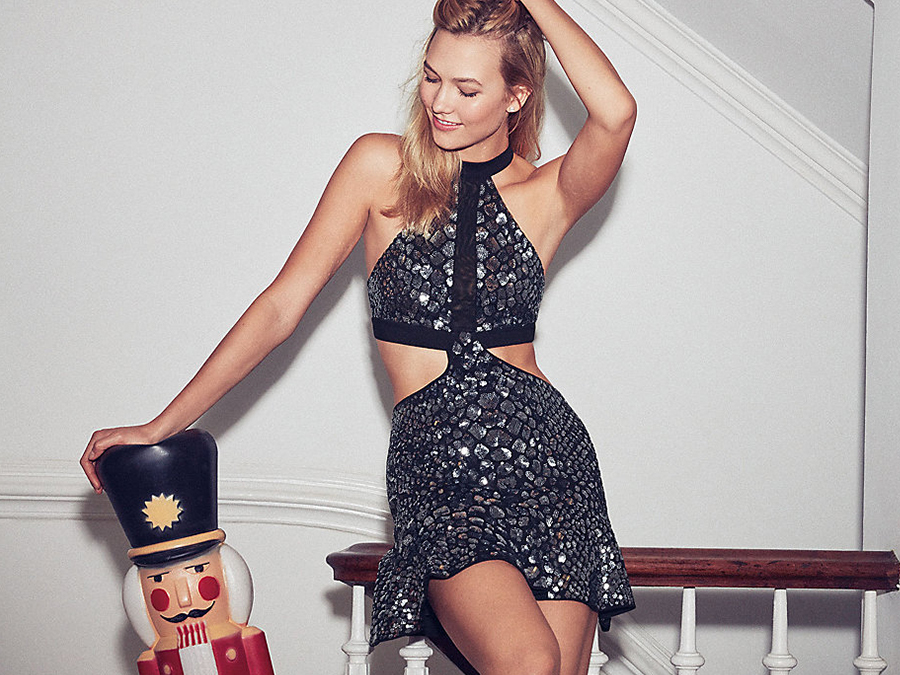 16 Sequin Dresses That Will Make You Shine On New Year's Eve