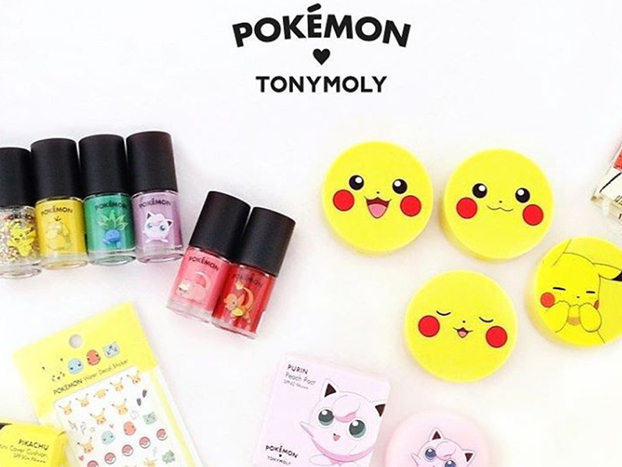 This Amazing Pokémon Beauty Collection Proves The '90s Craze Isn't Over Yet