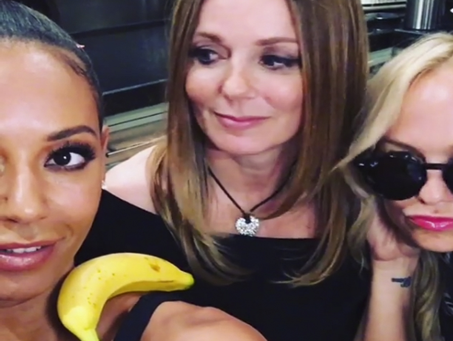 The Spice Girls Reunited for the Most Epic Girls Night Ever