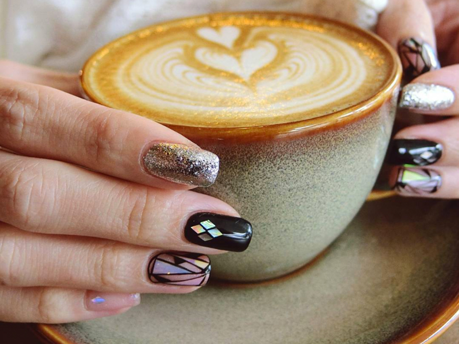 15 Stained Glass Mosaic Nail Designs Guaranteed To Blow You Away