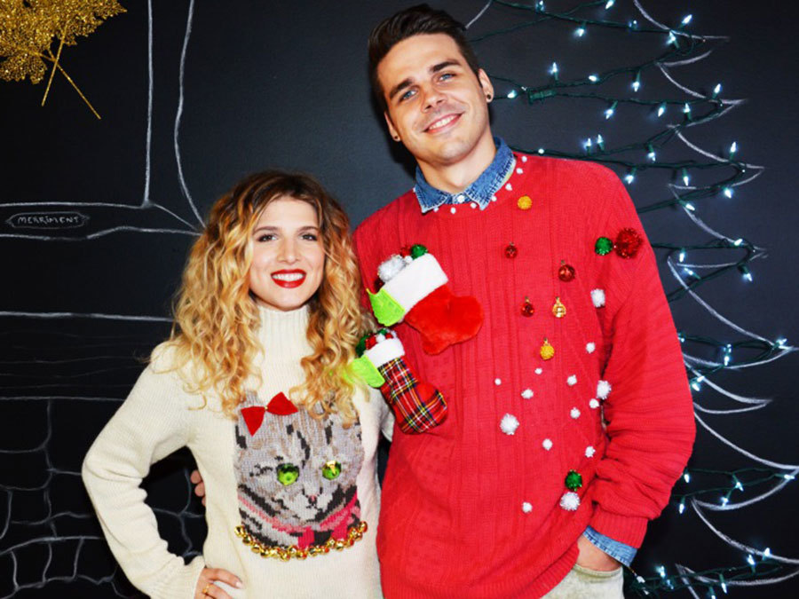 15 Holiday Sweaters For All Of Your Ugly Sweater Party Needs