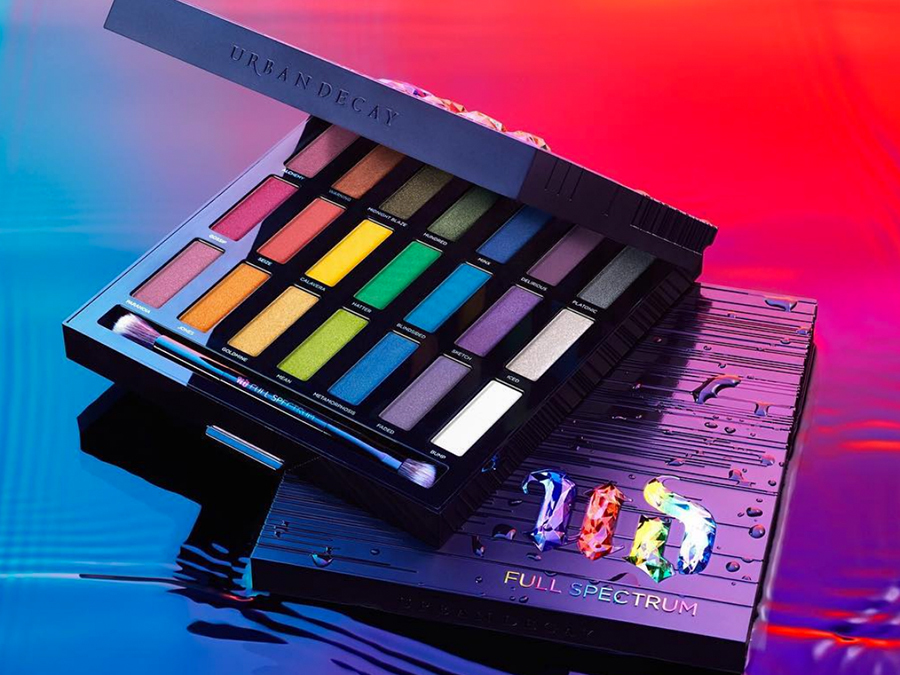 Urban Decay's New Palette Is Rainbow, Dreamy Colorful Goodness