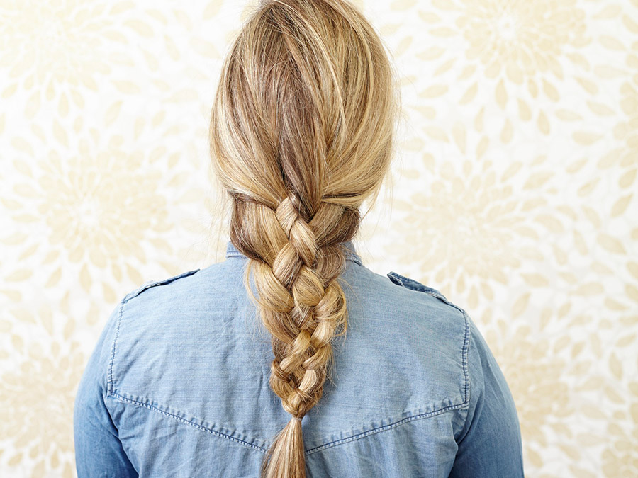 Braid Experts! This Five-Strand Braid Is for You