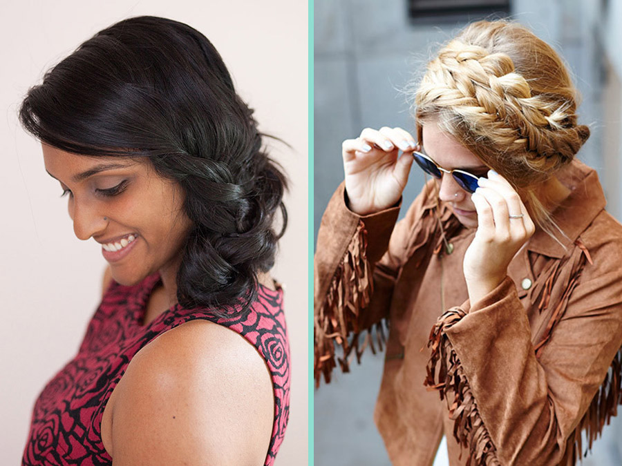 7 (Almost) Effortless Hairstyles for Any Summer Event