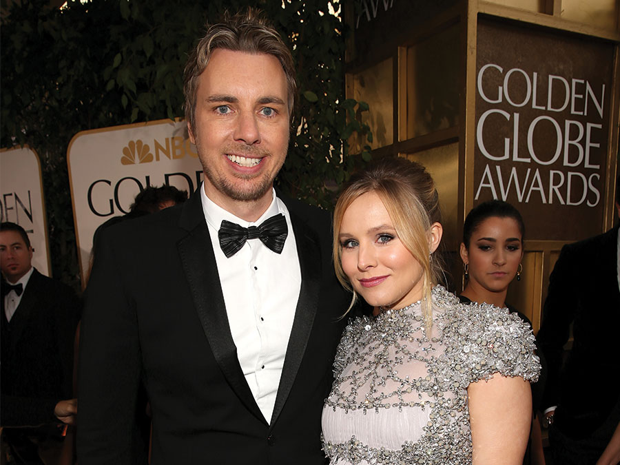 Kristen Bell Is the CUTEST Bride You Will Ever See
