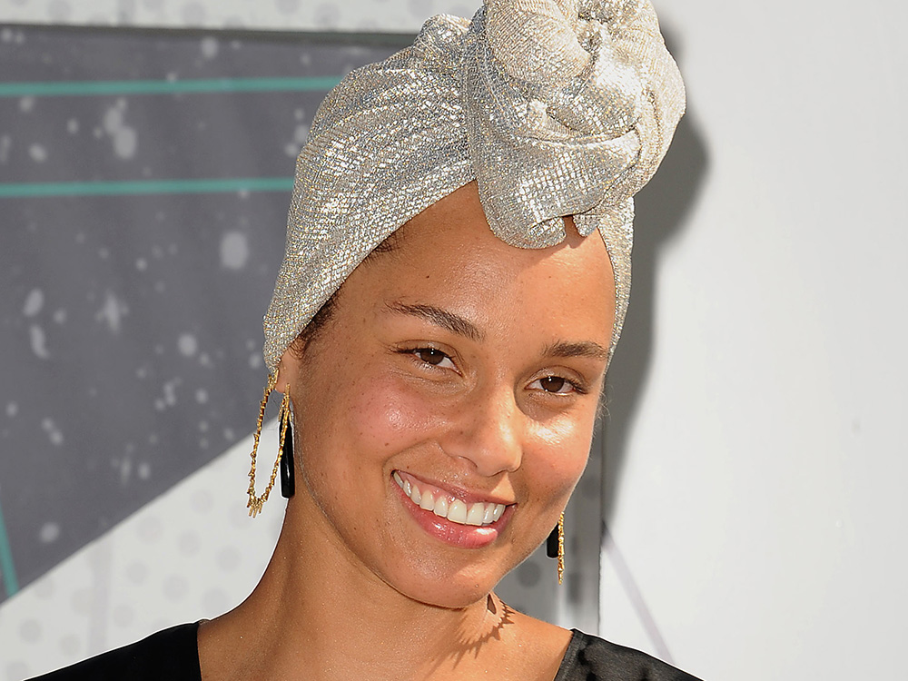 We Love Alicia Keys and the #NoMakeupMovement