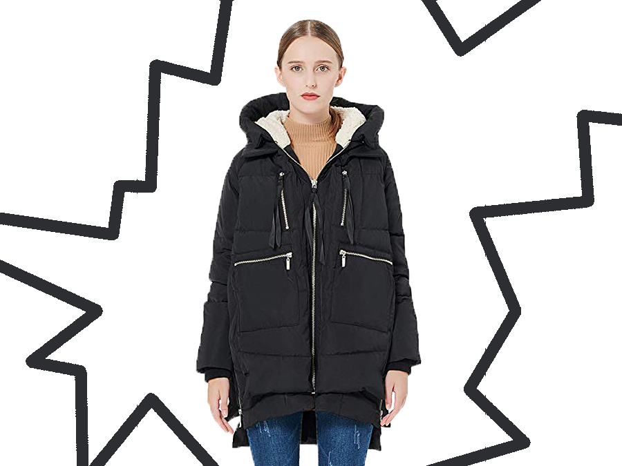 The Trendiest Coat Right Now Is From This Unexpected Place