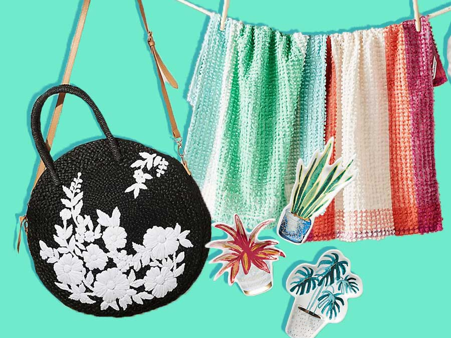 Anthropologie's Summer Tag Sale Is Up To 50% Off—Here Are Our Top Deals