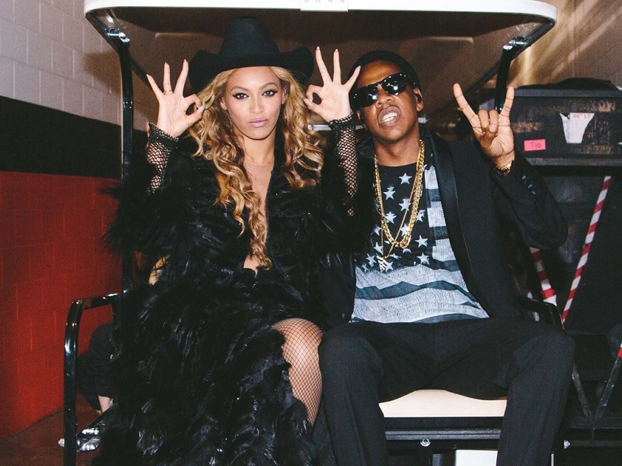 All We Want For Christmas Is A Joint Album Between Beyoncé And Jay Z
