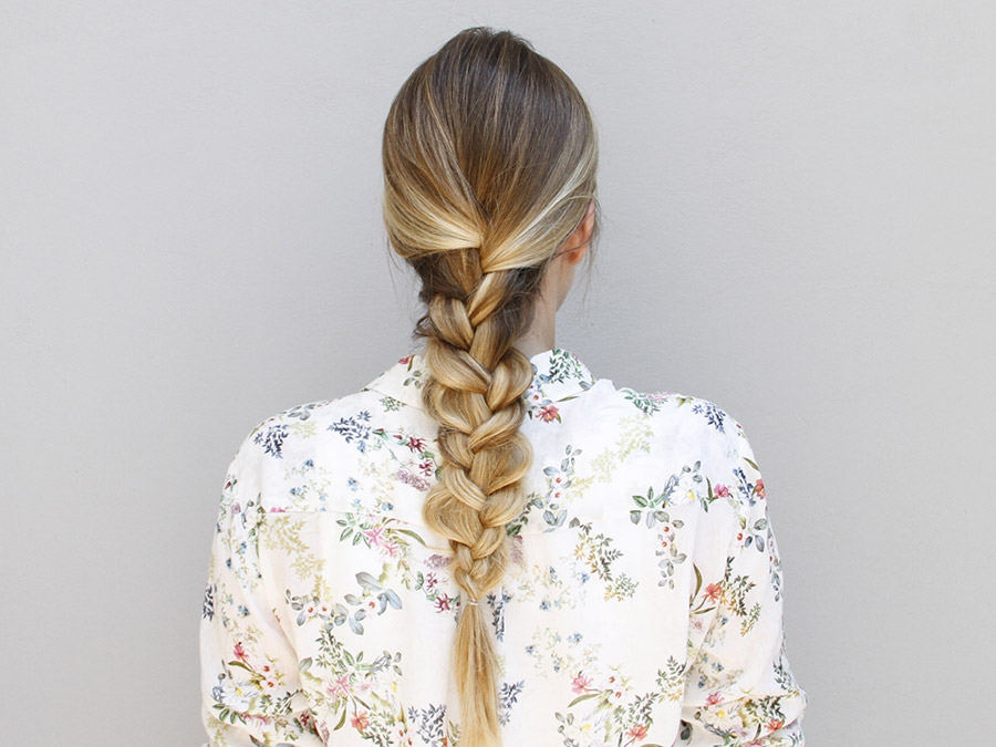 Big Braids: How to Maximize Your Braid Size