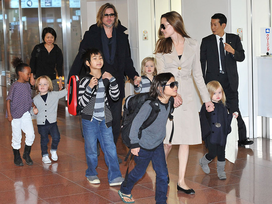 Brad Pitt Reportedly Under Investigation For Alleged Child Abuse