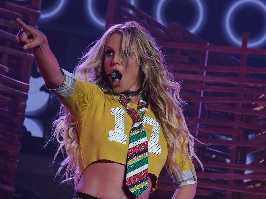 Britney Spears Posts Three Instagram Videos, Fans Freak Out