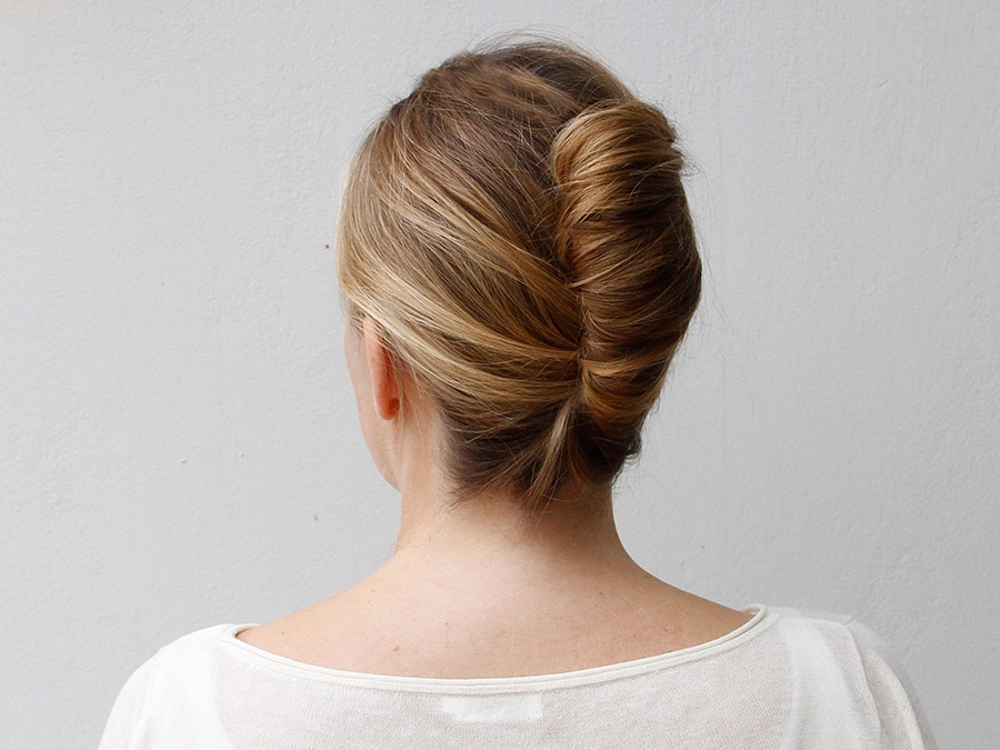 Go Classically Chic With This Easy French Twist More