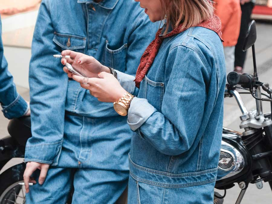 Fall's Hottest Denim Trends