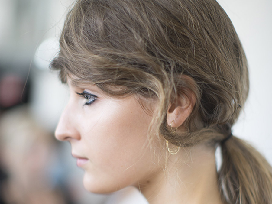 Try This '60s-Inspired Low Ponytail When You're Tired Of Topknots