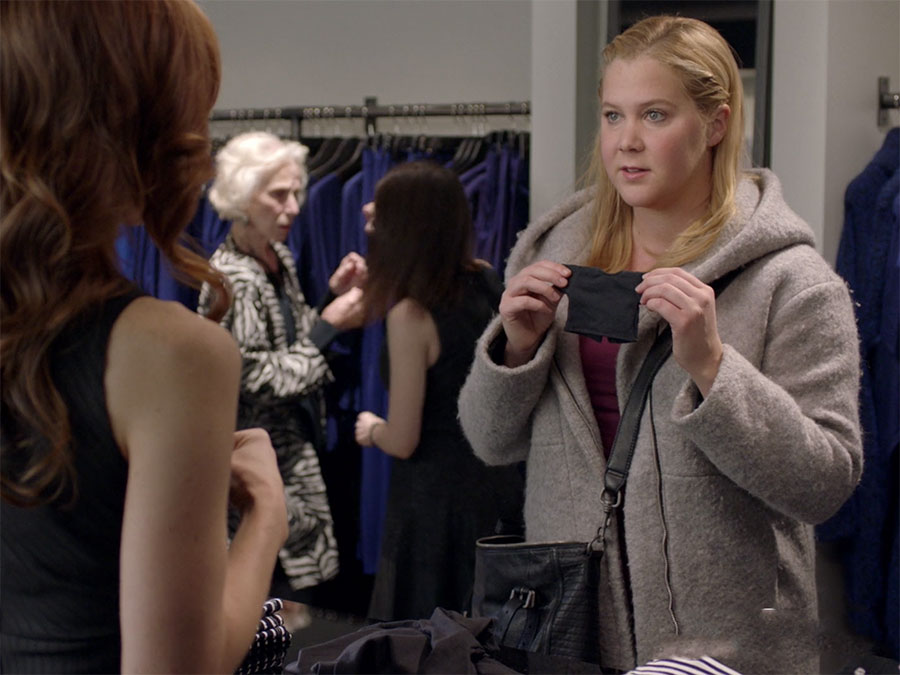 Amy Schumer Sheds Light on Sizeism in Hilarious New Clip