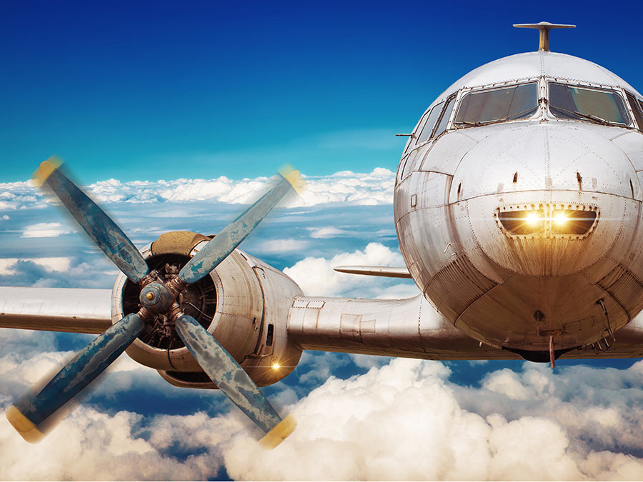 12 Surprising Facts About Early Air Travel