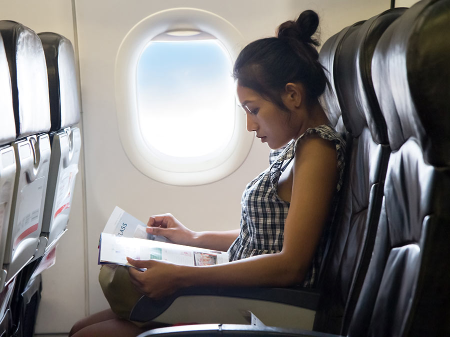 The Not-So-Friendly Skies: Letting Go of Flight Fear