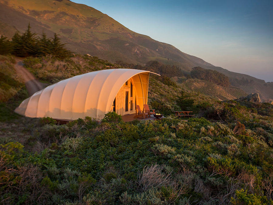 Who Needs a Tent? The 9 Best Yurt Retreats in the U.S.