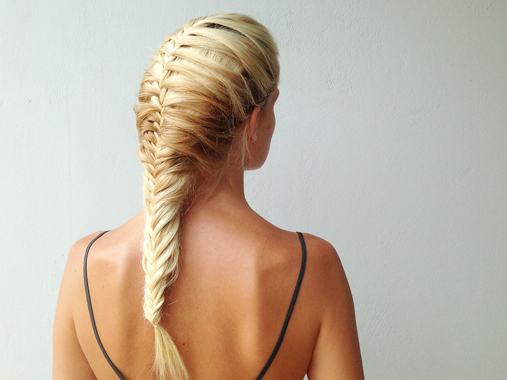 Master This Fishtail Mermaid Braid How-To