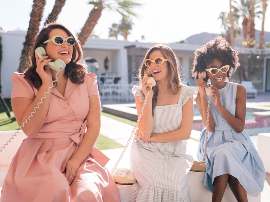Gal Meets Glam's Anniversary Collection Has Everything You Love from the Feminine Label