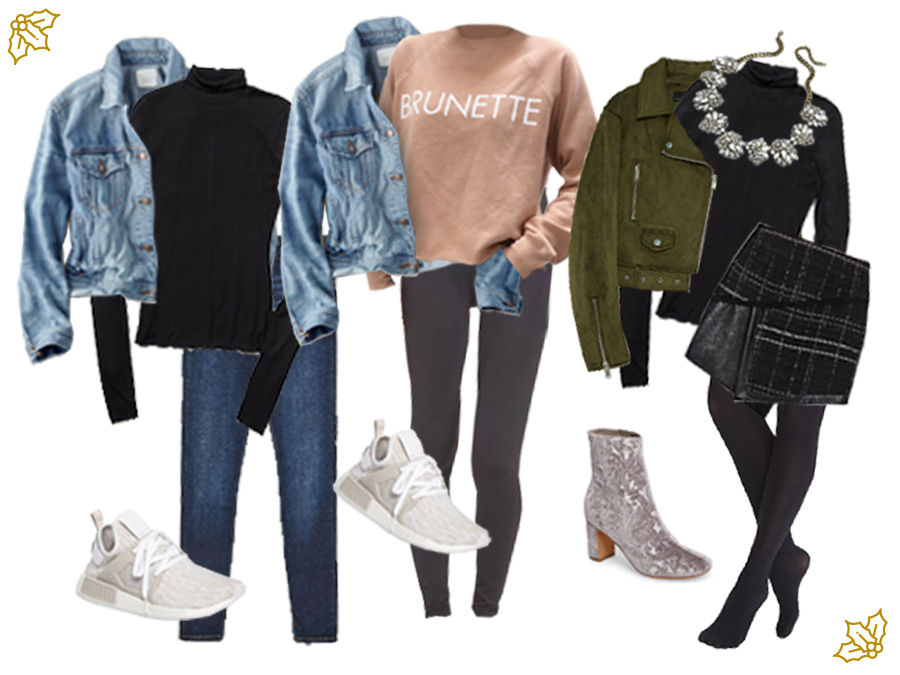 Home For The Holidays: The Capsule Wardrobe You Need To Pack This Season