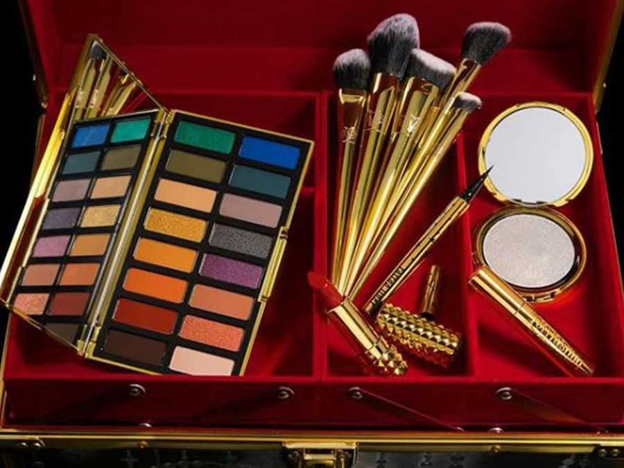 Everything That's In The Kat Von D 10th Anniversary Collection