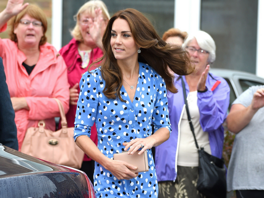 Get The Look: 5 Kate Middleton Styles Fit For A Queen