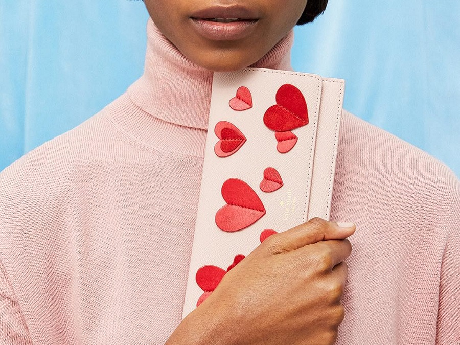 Kate Spade's Valentine's Day Collection Is Giving Us Heart Eyes