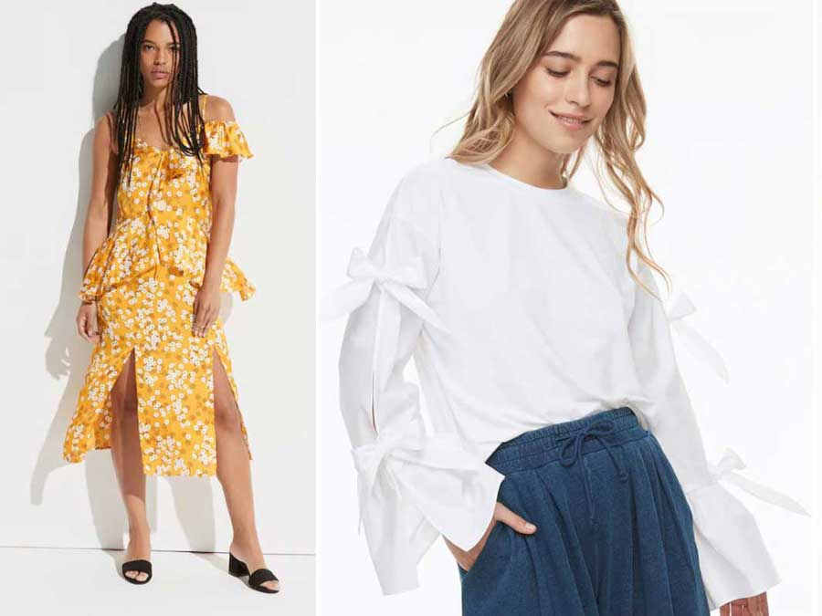 5 Stylish Spring Outfits Styled Entirely With Items From Kohl's