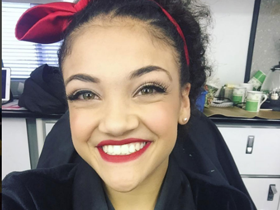 The Olympics Might Be Over, But Laurie Hernandez Continues To Score Big