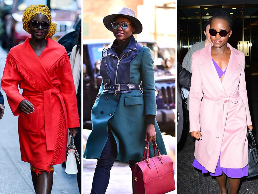 Get The Look: 5 Lupita Nyong'o Styles For Less Than $250