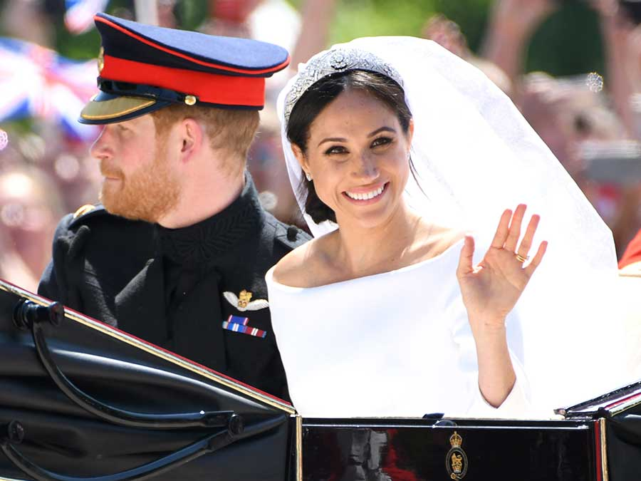 Get Meghan Markle's Royal Wedding Makeup Look Any Day