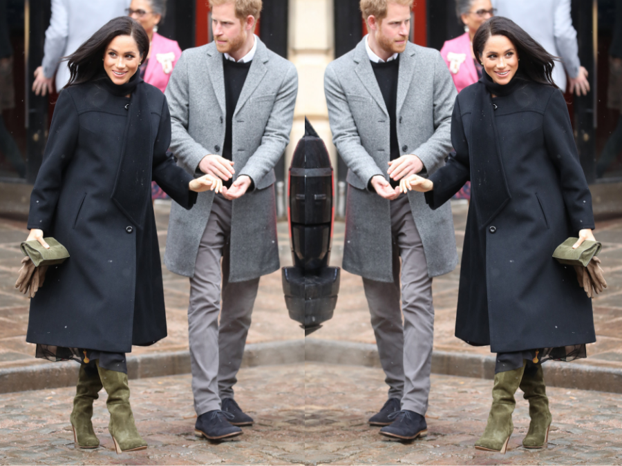 One of Meghan Markle's Favorite Shoe Designers Is Having a Major Spring Sale