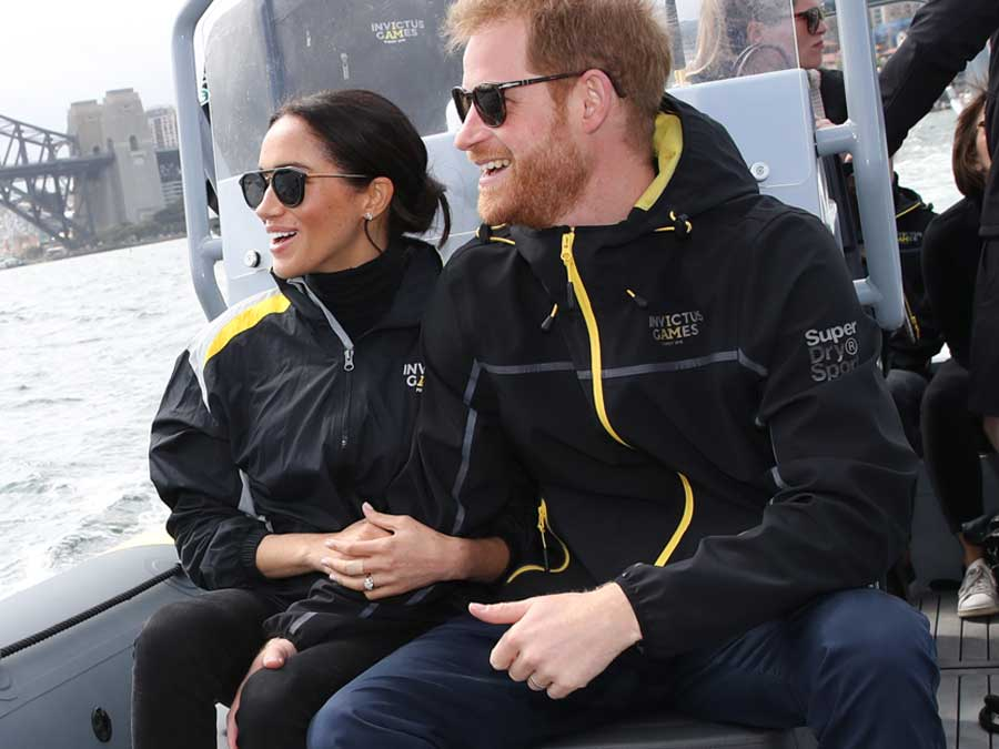 Meghan Markle Just Made Sneakers Official Royal Style With These Chic Kicks