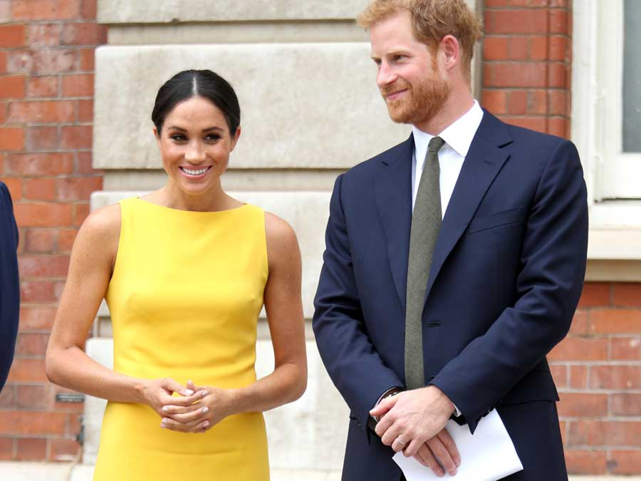 Meghan Markle's Yellow Dress Sold Out In 24 Hours, But Here Are 10 More To Get Her Look