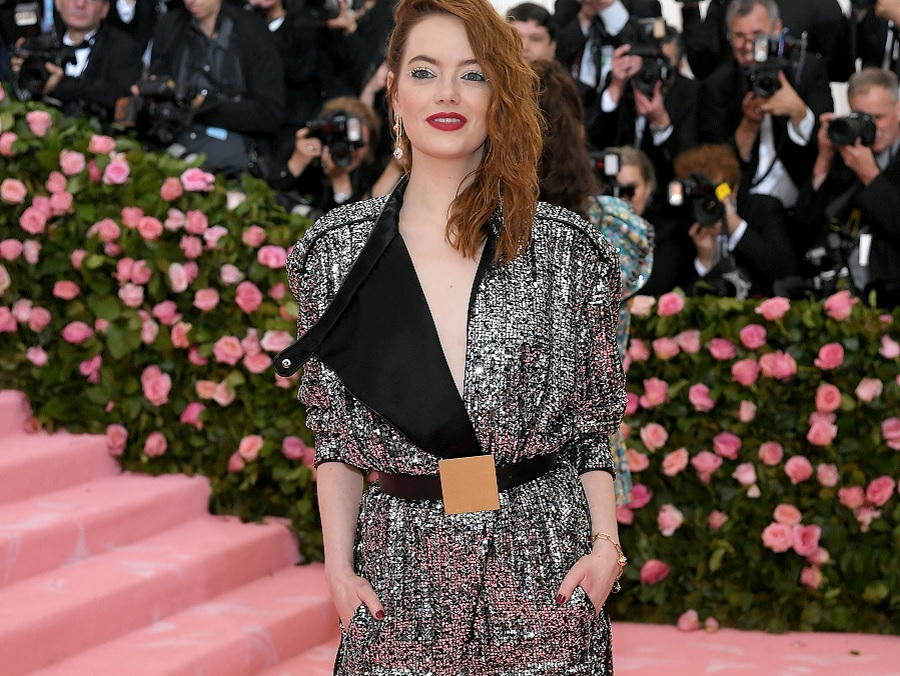 Emma Stone's Jumpsuit Was Our Favorite Wearable Trend at the Met Gala — Get the Look!