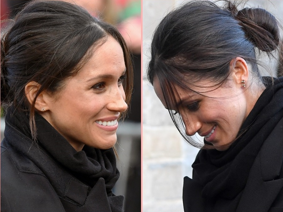 If Duchess Meghan Markle Can Wear Mismatched Earrings, You Can Too
