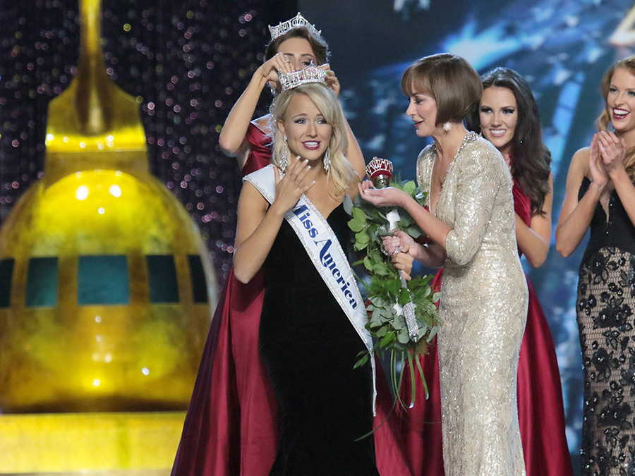 6 Best Girl-Power Moments From The Miss America Pageant — Seriously