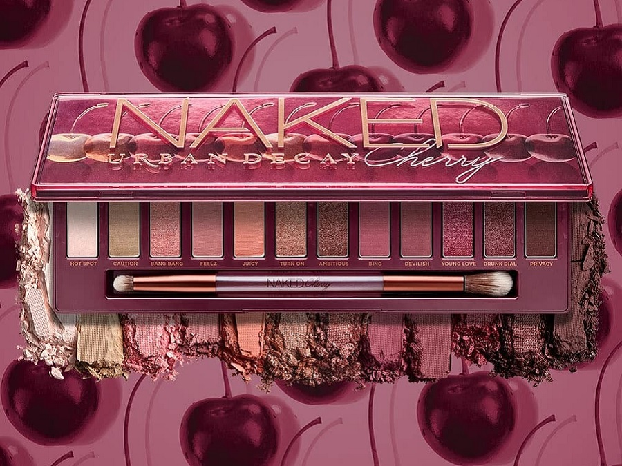 New Urban Decay Naked Cherry Collection Is Here, And We Have All The Juicy Details
