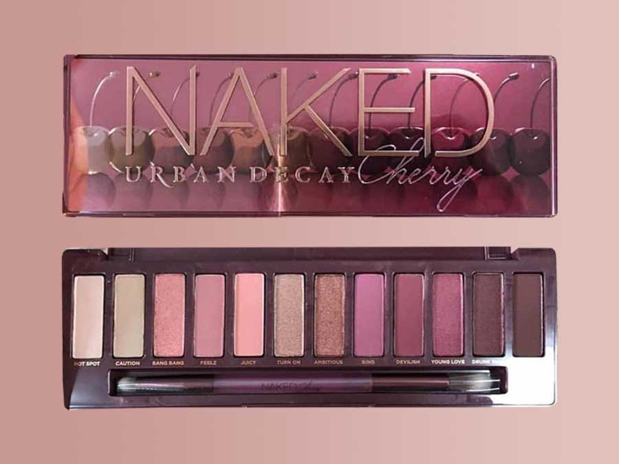 New Urban Decay Naked Cherry Palette Is Coming, And Yes It's For Real