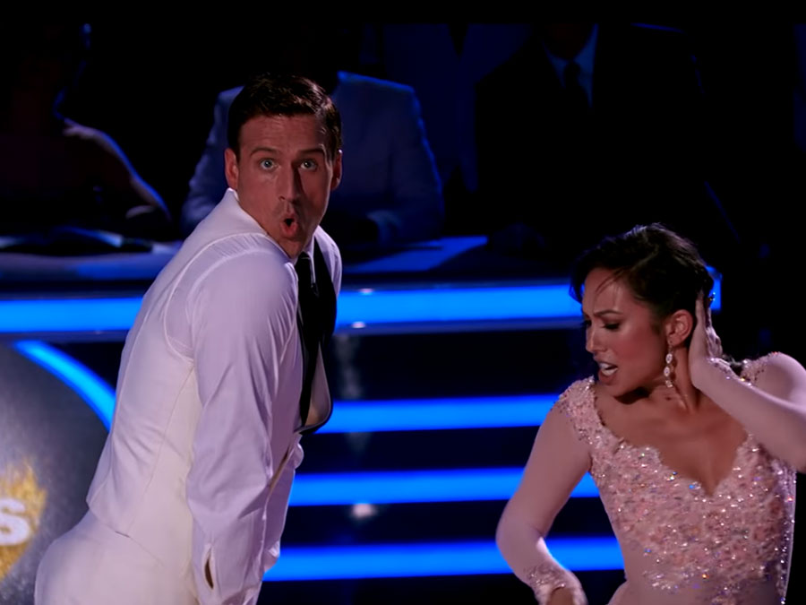 Top 3 Moments From That Crazy 'Dancing With The Stars' Premiere