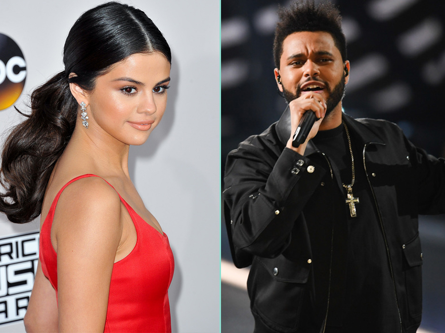 Selena Gomez And The Weeknd Look Like The Next Power Music Couple