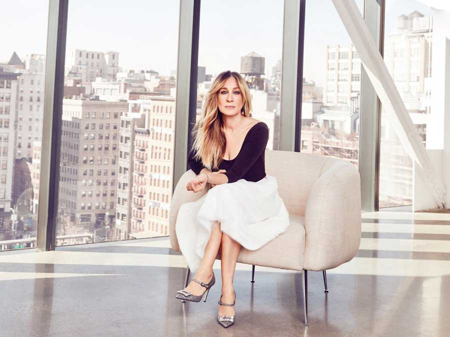 'Sex And The City' Fans Will Love Sarah Jessica Parker's Bridal Collection
