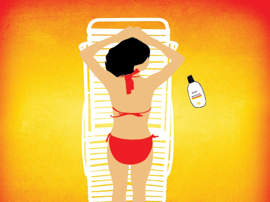 8 Ways You're Doing Sunscreen Wrong
