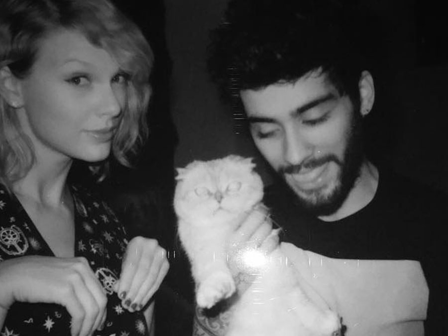 Taylor Swift and Zayn's Surprise Collaboration Is Everything We Never Knew We Needed