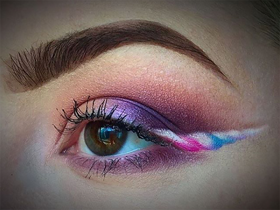 Unicorn Eyeliner Is The Magical AF Trend You Need To Try Now