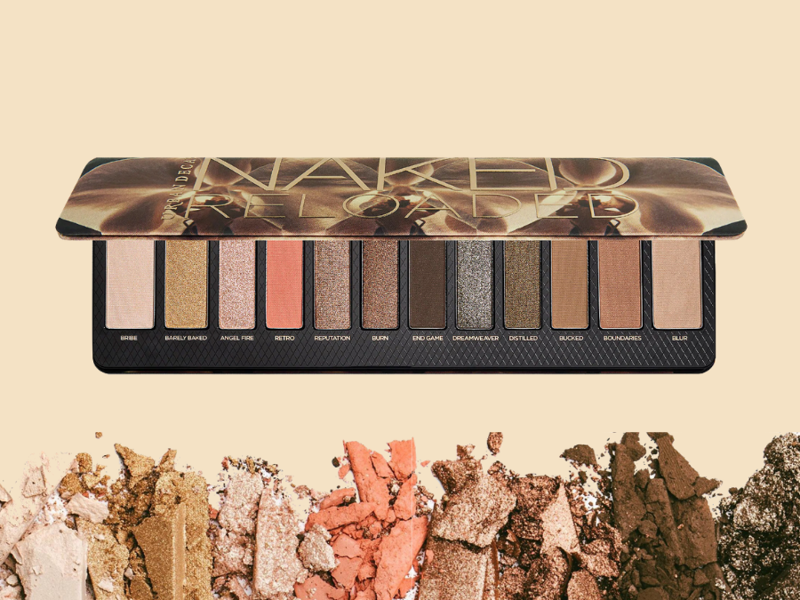 The Urban Decay Naked Reloaded Palette Is Here, and It's Reinventing Nudes